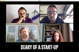 Diary of an agency start-up: Staying positive during the virus storm
