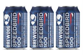 BrewDog partners British Airways to create bespoke beer Speedbird 100