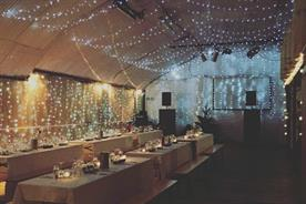 London Fields Brewery can host up to 500 standing guests (londonfieldsbrewery.co.uk)