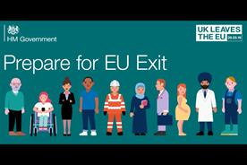 Backlash against 'pathetic' government Brexit ad campaign