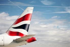 British Airways in marketing reshuffle