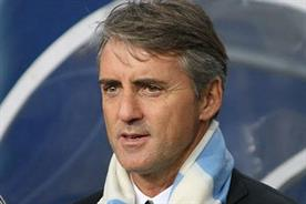 Roberto Mancini: took out press ad to thank ManchesRoberto Mancini: took out press ad to thank Manchester City fans (photo: Wikipedia)