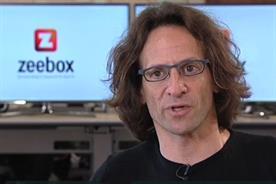 Zeebox: co-founder Anthony Rose