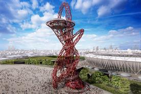 ArcelorMittal Orbit tower: Olympic museum will be accompany the structure