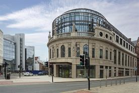 Channel 4's new headquarters in Leeds