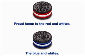 Oreo ad celebrates Sheffield's colourful heritage