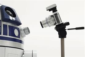 R2-D2: stars in latest Currys campaign