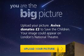 Aviva: launches second phase of You are the big picture campaign