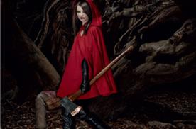 Ghd launches twisted fairytales ad campaign