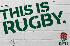The RFU signs deal with The Telegraph