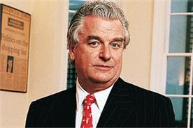 Lord Bell: chairman of Chime Communications