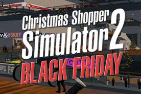 Game resurrects social media hit Christmas Shopping Simulator ready for Black Friday