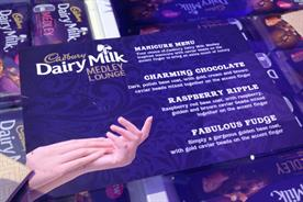 The Cadbury Dairy Milk Medley Lounge is open to the public for one day only