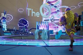 The O2: created a virtual music venue within Fortnite