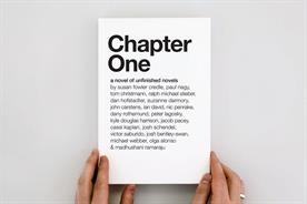 Copywriters' unfinished novels get turned into a real book to benefit ad students