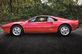 My campaign: Red Ferraris, 1980s-1990s