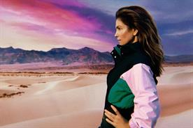 Reserved creates Cindy Crawford experience