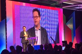 Nick Clegg attacks newsbrands for 'unfair' criticism of Facebook and Google
