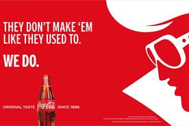 Coke celebrates enduring recipe of classic product in new campaign
