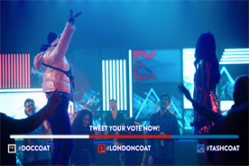 Coors Light ads to feature live vote on Channel 4 tonight