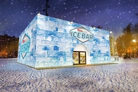 The Coors Light Ice Bar opens in Manchester
