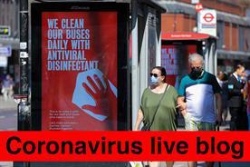Coronavirus live blog: Brixton Finishing School announces free virtual course