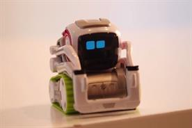 Meet Cozmo, the AI 'robot pet' influenced by Wall-E and R2-D2