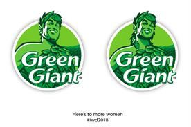 Creative Equals feminises brand logos for equality push
