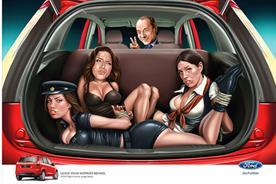 Ford: Silvio Berlusconi ads caused controversy