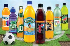 Britvic and PepsiCo: brands unite in campaign to support community projects