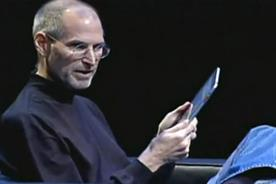 Steve Jobs: Apple's chief executive announced the launch of Ping