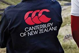 Canterbury: secures England rugby deal