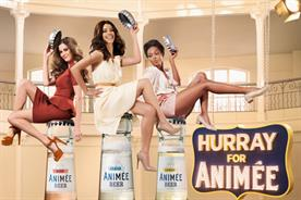 Animée: Molson Coors launches ads for beer brand targeted at women
