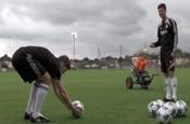 Steven Gerrard...viral for Adidas
