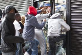 London rioters
