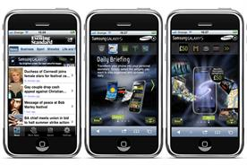 Mobile adspend: boosted by smartphone uptake
