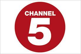 Channel 5: promotes Paul Dunthorne