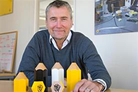 Tim Lindsay: the chief executive of D&AD