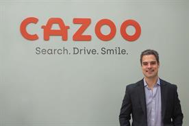 Ex-Moneysupermarket CCO Darren Bentley joins used-car platform Cazoo