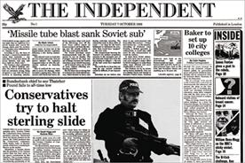 The Independent: alive and kicking after 25 years