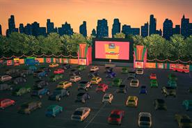 Surge in drive-in cinemas could signal phased return of live experiences