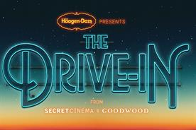 Secret Cinema partners Haagen-Dazs and Goodwood for drive-in experience