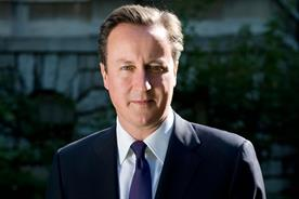 Cameron to rush through HFSS advertising changes