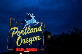 Delta Airlines: Portland activation