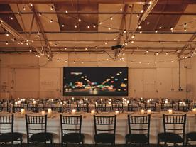 Blank canvas event venues: The Department Store