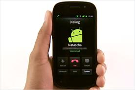 Google Android: the world's leading smartphone platform by sales