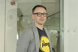 Mark Cridge: global managing director of Isobar