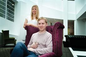 Faces to Watch 2013: Chloe Grindle and Michael Thomason, McCann London