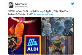 Sainsbury's supporters rally in force following racist backlash over Xmas ad
