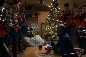 Not-so-silent night: Ad highlights Co-ops investment in local communities